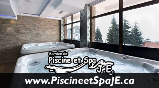 piscine et spa j e services de r paration de piscines et spas. Black Bedroom Furniture Sets. Home Design Ideas
